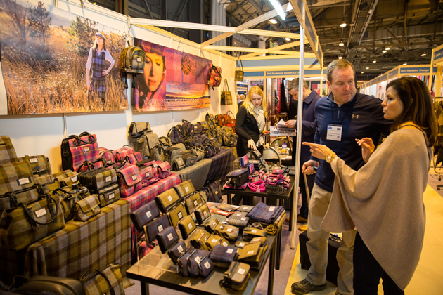 Springboard Events Scotland's Trade Fair Spring at SECC Glasgow.